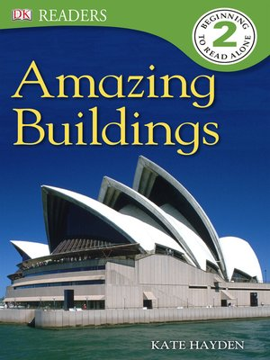 cover image of Amazing Buildings